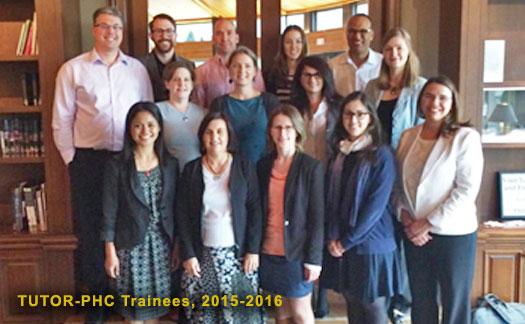 TUTOR-PHC: Transdisciplinary Understanding and Training on