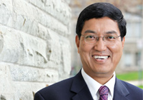 About us: President Amit Chakma