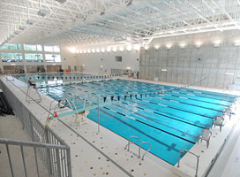recreational centre pool