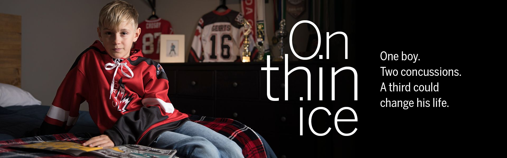 On Thin Ice  - Concussion Research at Western