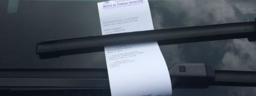 Pay Infraction - Parking & Visitor Services - Western University
